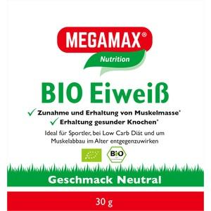 BIO EIWEISS Neutral Megamax Pulver