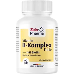 VITAMIN B Komplex+Biotin Forte Kapseln