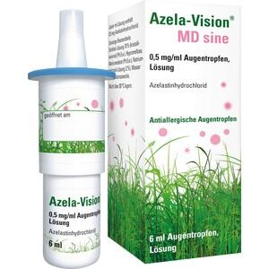 AZELA-Vision MD sine 0,5 mg/ml Augentropfen