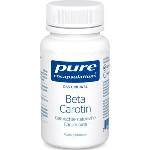 PURE ENCAPSULATIONS Beta Carotin Kapseln
