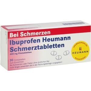 Ibuprofen Heumann Schmerztabletten 400mg