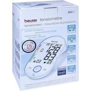 BEURER BM55 Oberarm Blutdruckmessgerät