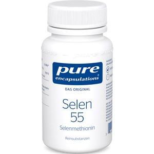 PURE ENCAPSULATIONS Selen 55 Selenmethionin Kaps.