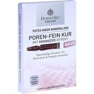 DERMASEL Ampullen-Kur Poren-Fein EXKLUSIV