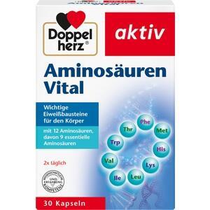 DOPPELHERZ Aminosäuren Vital Kapseln