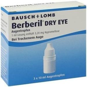 BERBERIL Dry Eye Augentropfen