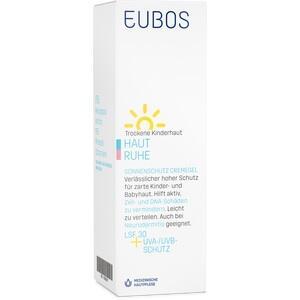 EUBOS KINDER Haut Ruhe Sonnenschutz Creme-Gel LSF 30+UVA