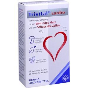 TRIVITAL cardio Kapseln
