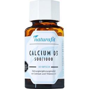 NATURAFIT Calcium D3 500/1.000 Kapseln