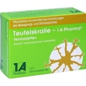 TEUFELSKRALLE 1A Pharma Filmtabletten