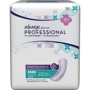 ALWAYS discreet professional long