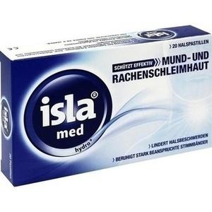 ISLA MED hydro+ Pastillen