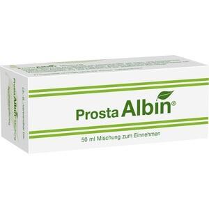 PROSTA ALBIN Tropfen zum Einnehmen