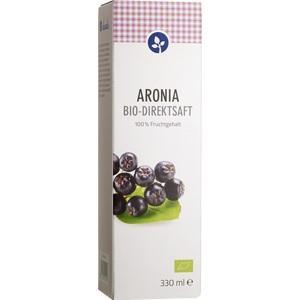 ARONIASAFT 100% Bio Direktsaft