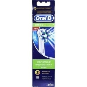 ORAL B Cross Action Aufsteckbürste