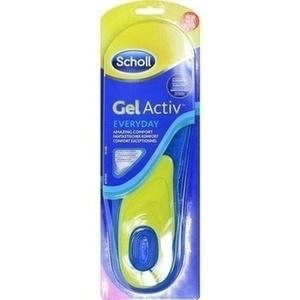 Scholl GelActiv Einlegesohle Everyday women, 2 St