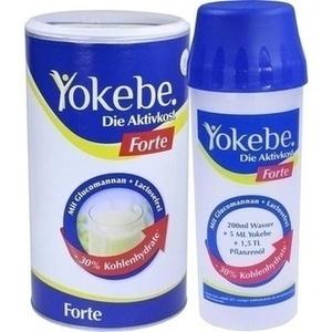 YOKEBE Forte Pulver Starterpaket
