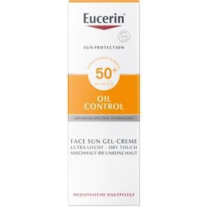Eucerin® Sun Gel-Creme Oil Control LSF50+ für Mischhaut und unreine Haut