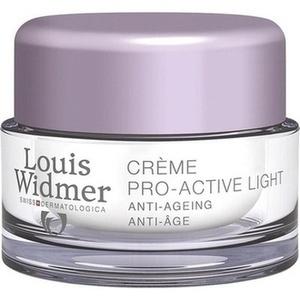 WIDMER Creme Pro-Active Light unparfümiert