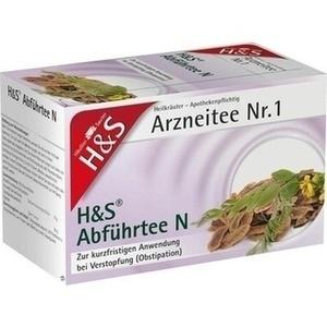 H&S Abführtee N Filterbeutel