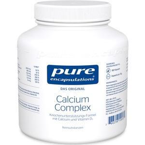 PURE ENCAPSULATIONS Calcium Complex Kapseln