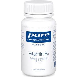 PURE ENCAPSULATIONS Vitamin B6 P-5-P Kapseln