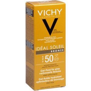 VICHY CAPITAL Ideal Soleil BRONZE Ges.Gel LSF 50