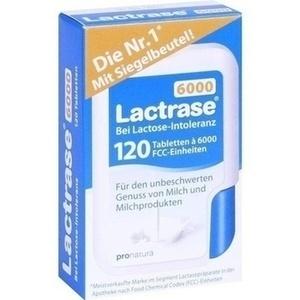 LACTRASE 6.000 FCC Tabletten im Klickspender