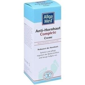 ALLGA MED Anti-Hornhaut Complete Creme