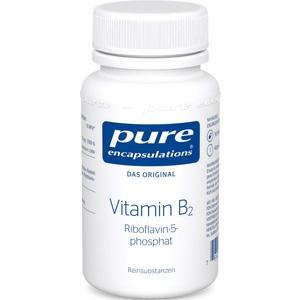 PURE ENCAPSULATIONS Vitamin B2 Ribofl.-5-phos.Kps.