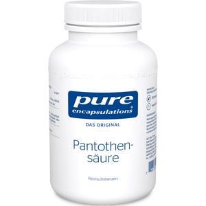 PURE ENCAPSULATIONS Pantothensäure Kapseln
