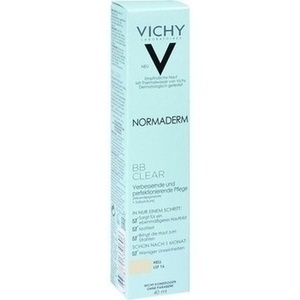 VICHY NORMADERM BB Clear Creme hell LSF 16
