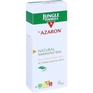 JUNGLE Formula by AZARON NATURAL Spray
