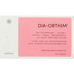 DIA ORTHIM Kapseln