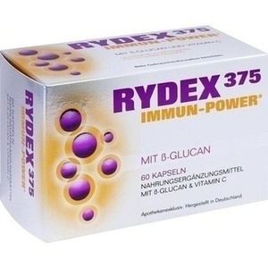RYDEX375 IMMUN-POWER mit ß-Glucan