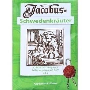 JACOBUS Schwedenkräuter Pulver