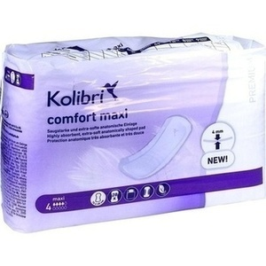 KOLIBRI comfort premium Einlagen maxi