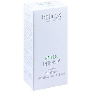 BELIEVA Natural Intensiv Creme