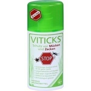 VITICKS Schutz vor Mücken u.Zecken Sprühflasche