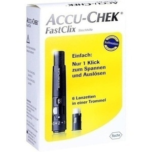 ACCU-CHEK FastClix Stechhilfe Modell II