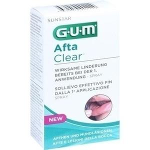 GUM Afta Clear Spray