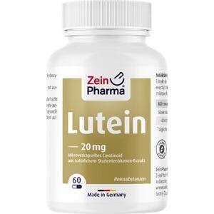 LUTEIN 20 mg Kapseln mikroverkapselt