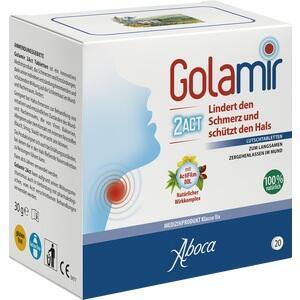 GOLAMIR 2Act Lutschtabletten