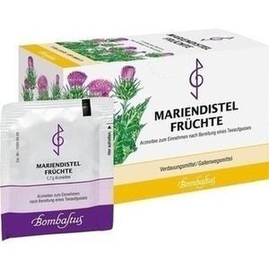 MARIENDISTEL FRÜCHTE Filterbeutel