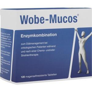 WOBE-MUCOS magensaftresistente Tabletten