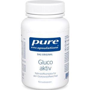 PURE ENCAPSULATIONS Gluco aktiv Kapseln
