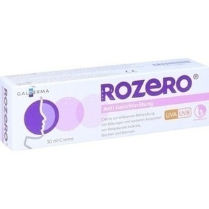 ROZERO Anti Gesichtsrötung Creme