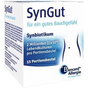 SYNGUT Synbiotikum m.Probiotika u.Prebiot.Beutel