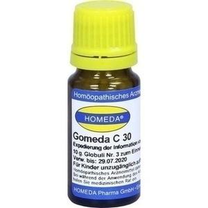 HOMEDA Gomeda C30 Globuli