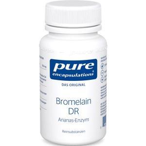 PURE ENCAPSULATIONS Bromelain DR Kapseln
